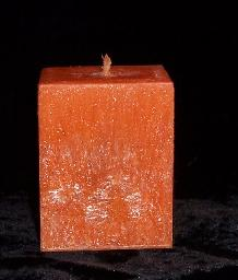 small square palm wax